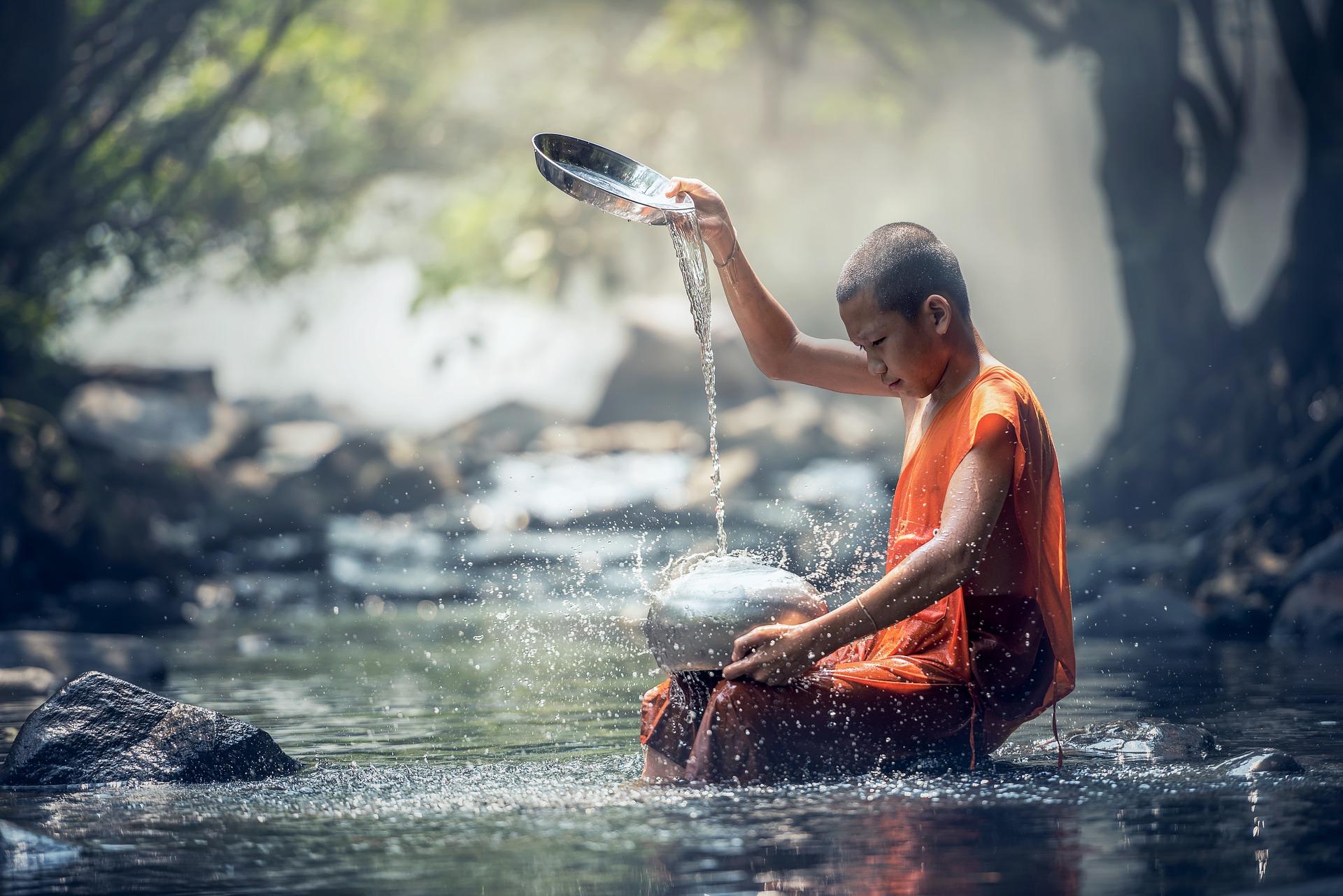 Aruna Nagar : A Kin to Buddhism