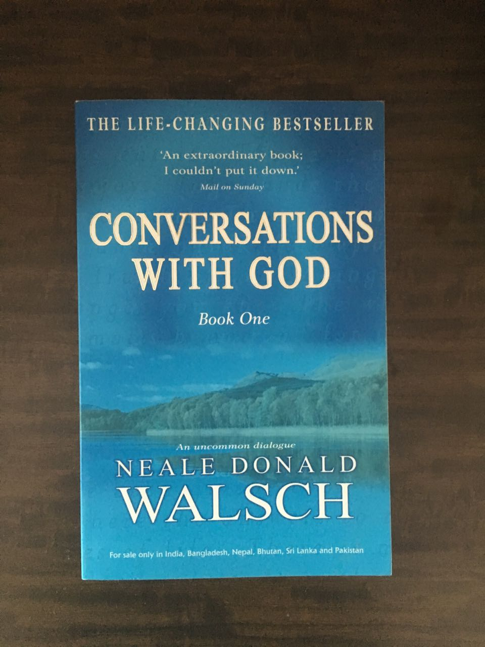 Conversations with God by Neale Donald Walsch, Spiritual Books