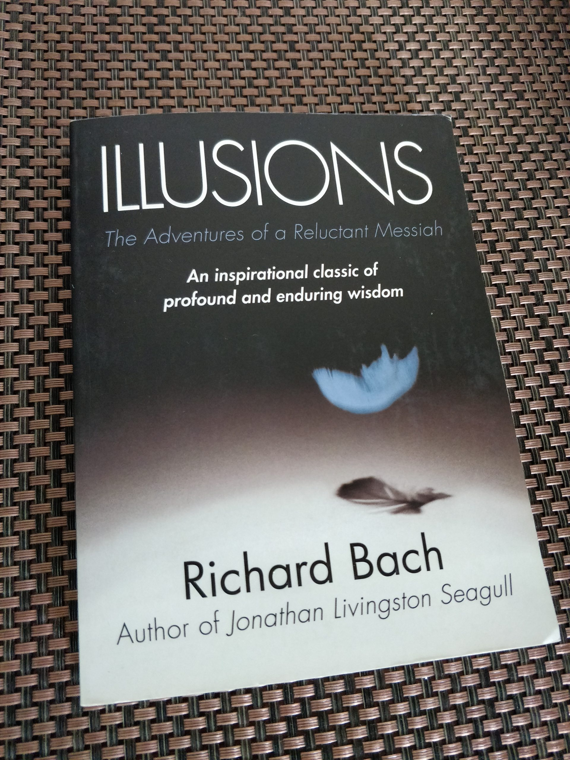 illusions by richard bach, Spiritual Books