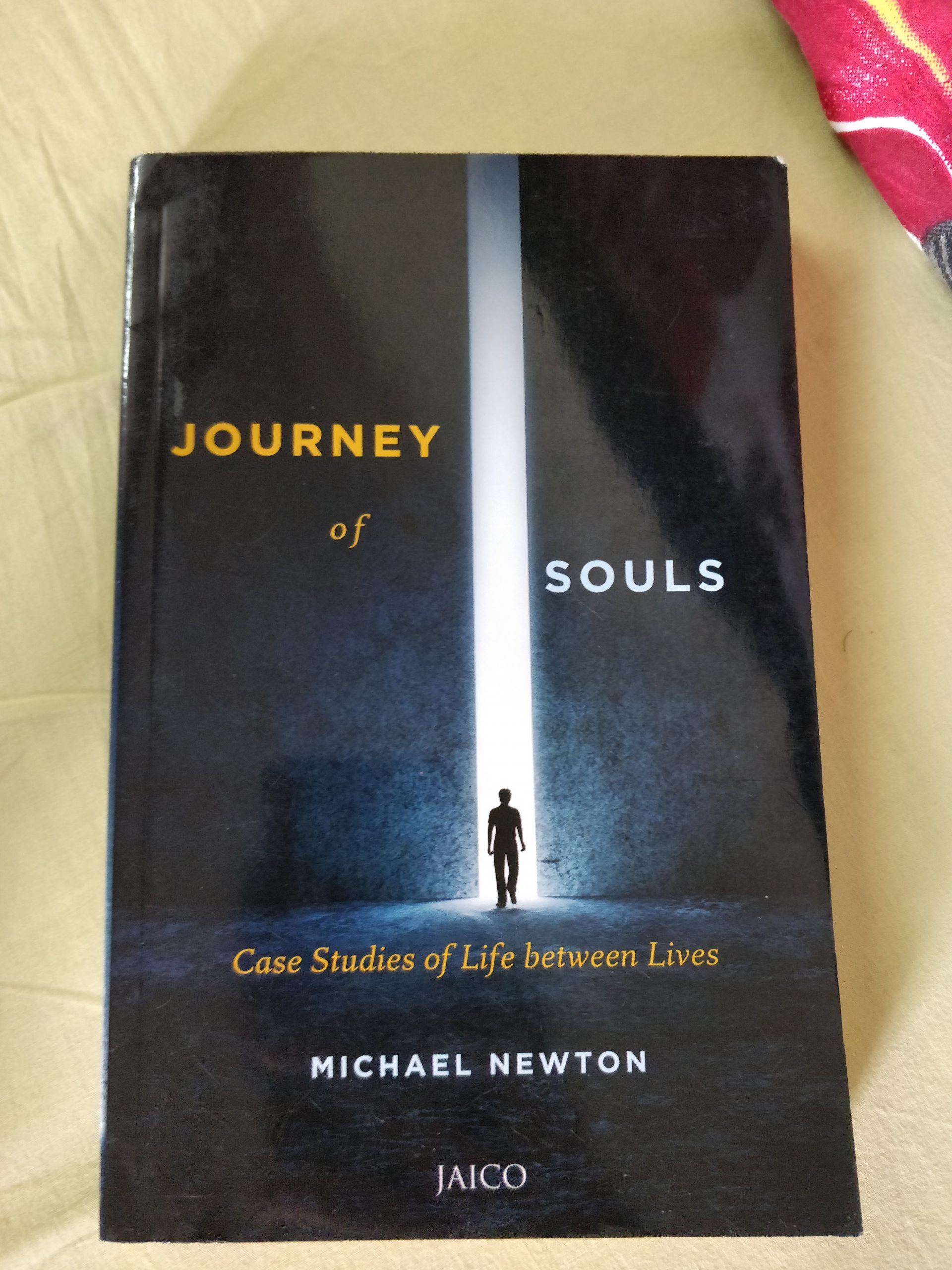 Journey of Souls by Michael Newton, Spiritual Books