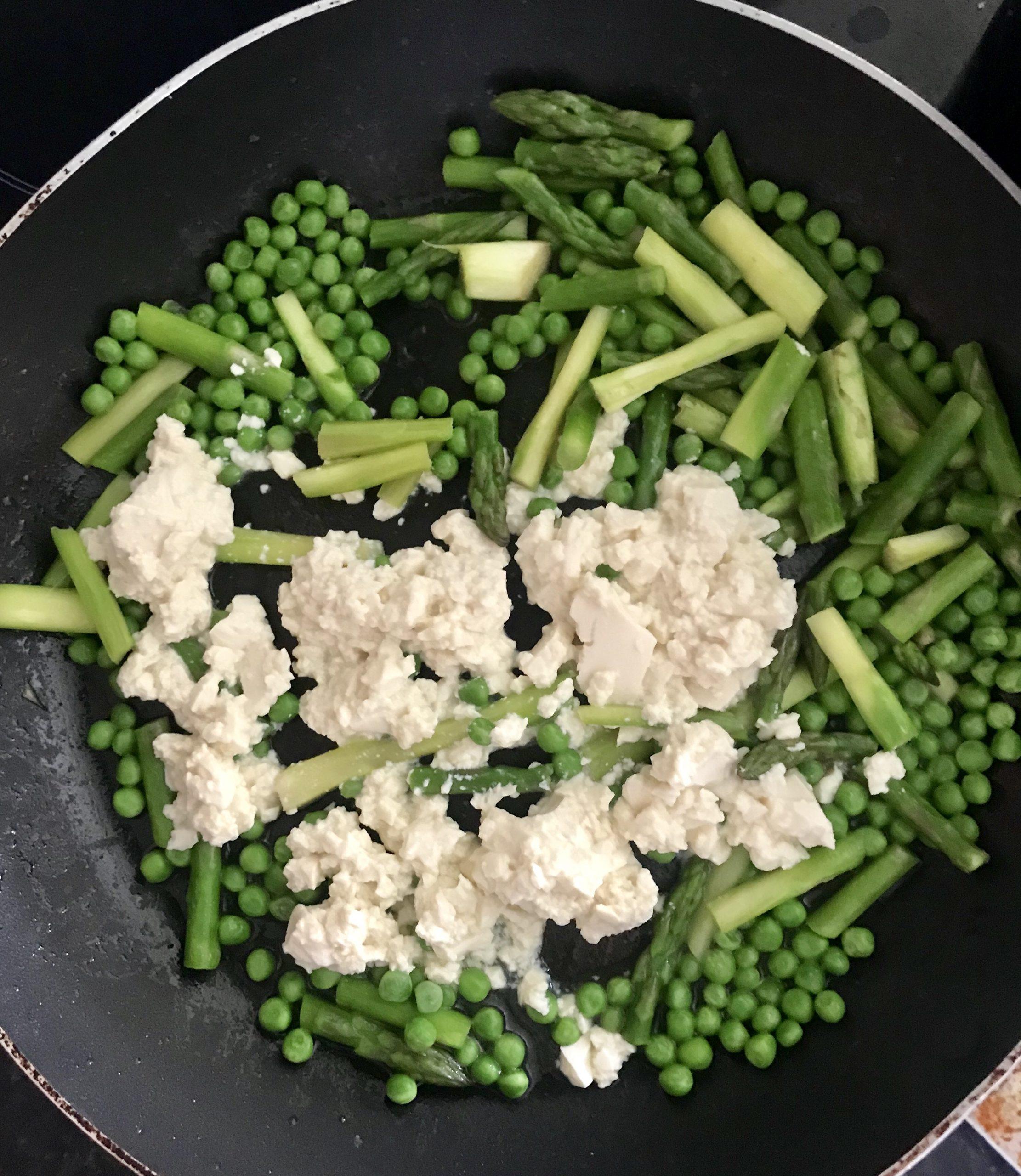 silken tofu, vegan recipe