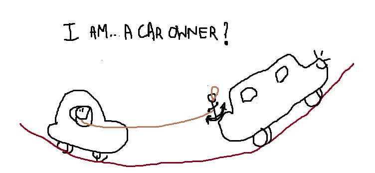 car, materialism,
