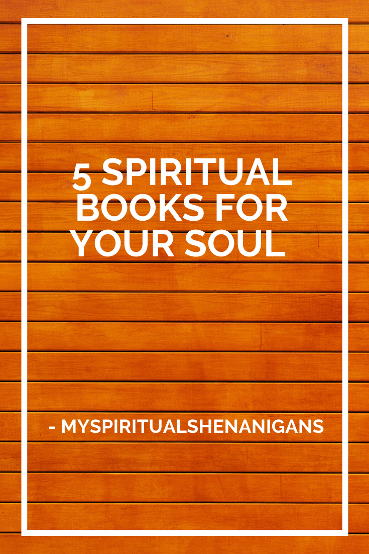 5 spiritual books must read