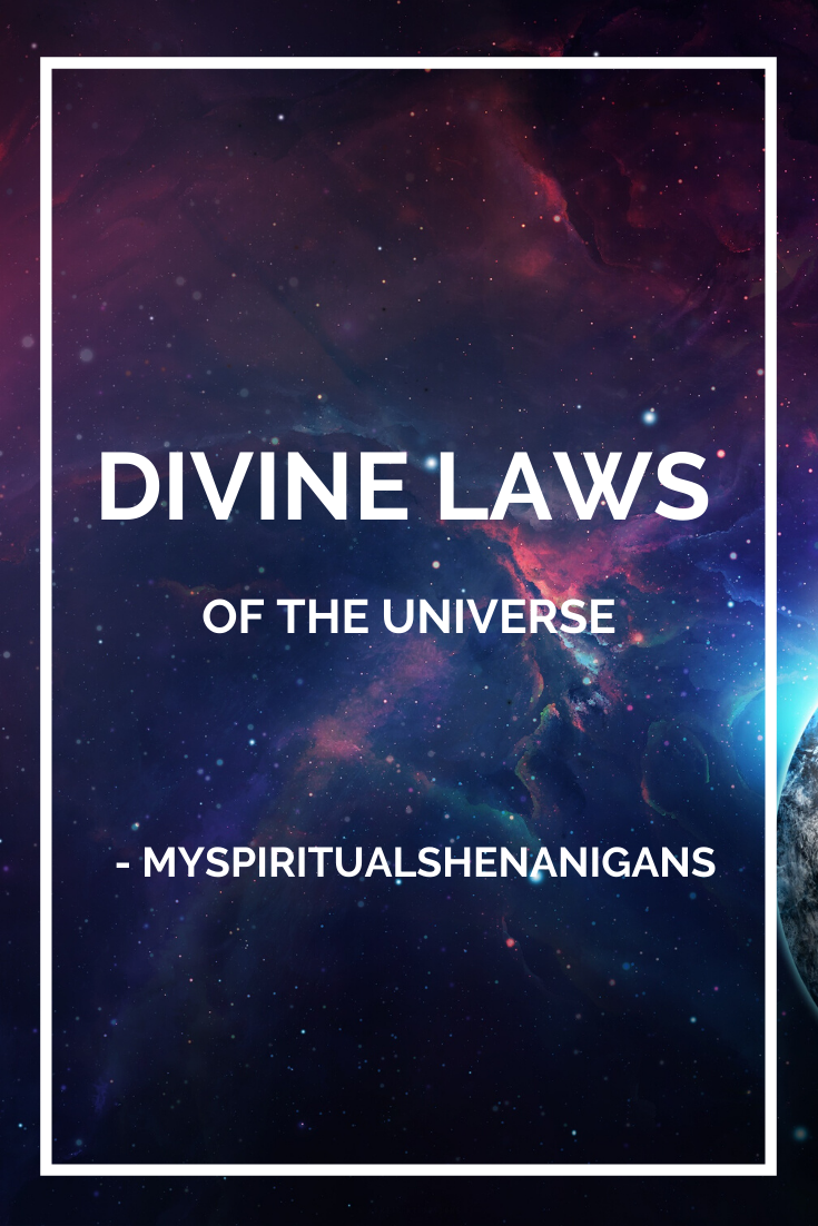 Divine Laws Pin for Pinterest