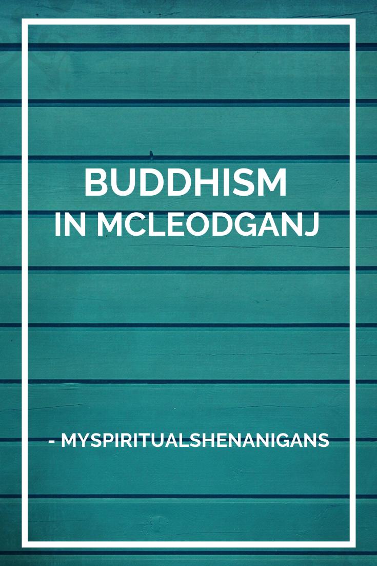 Buddhism in Mcleodganj
