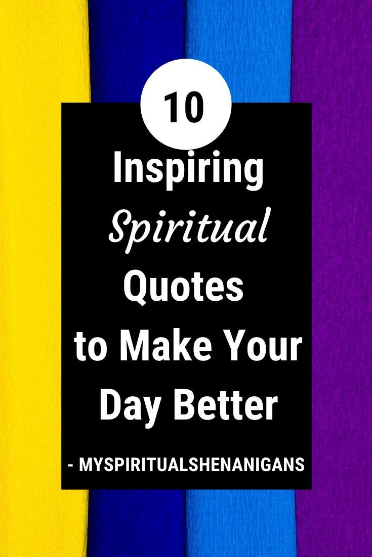 inspiring, spiritual, life quotes,