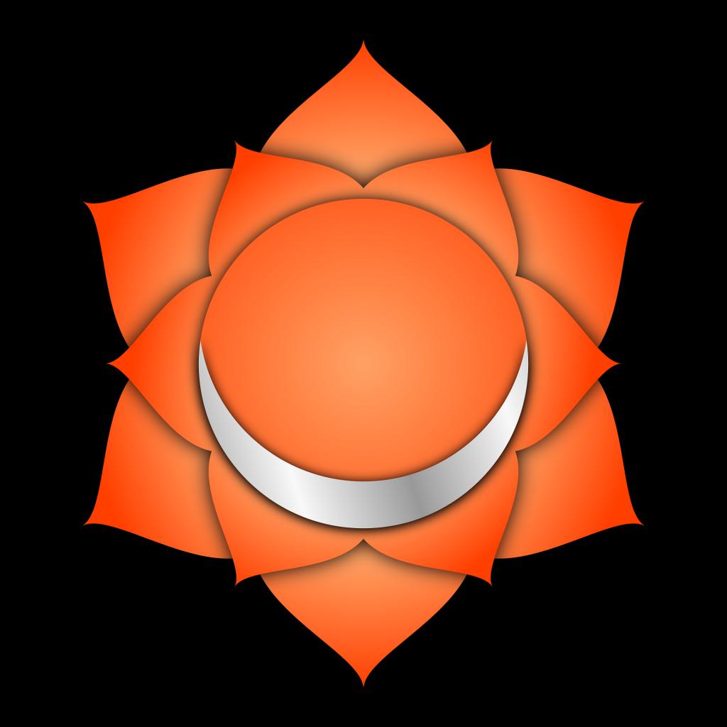 Svadhishthana, sacral chakra, healing, balance your chakras, orange