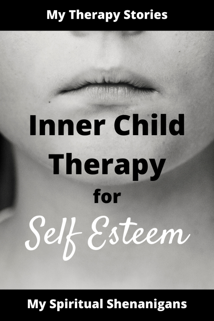 Inner Child therapy for Self-esteem and confidence : My therapy stories