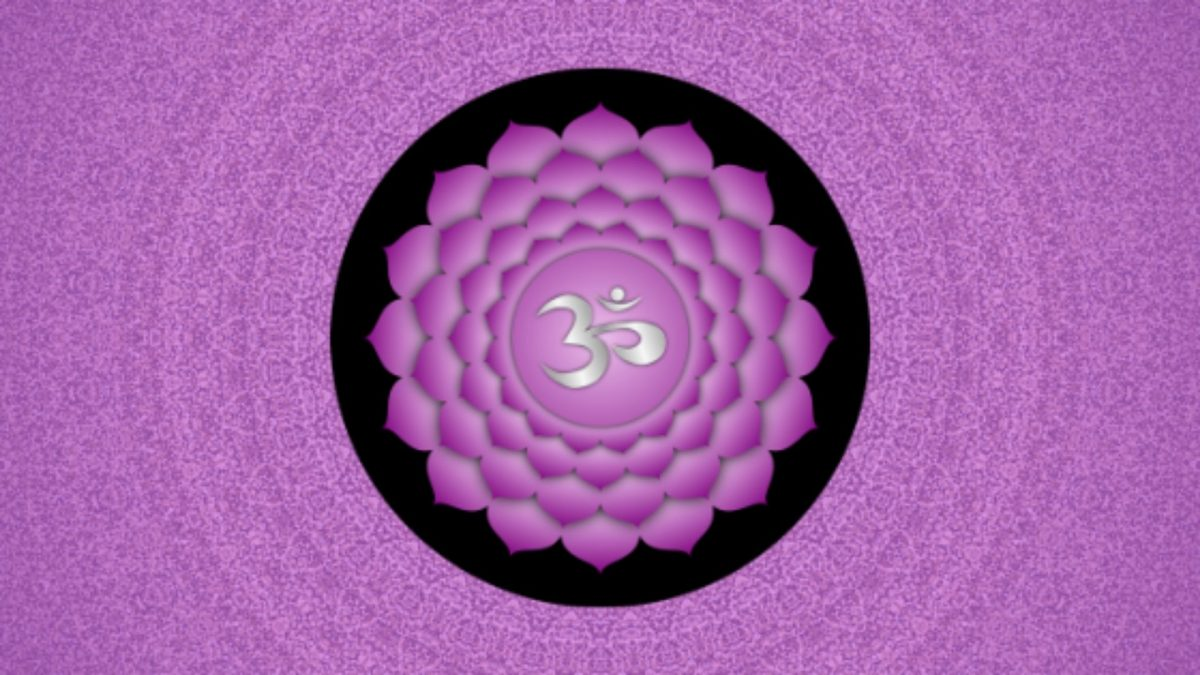 Chakras Explained (#7) : Sahasrara – Crown Chakra