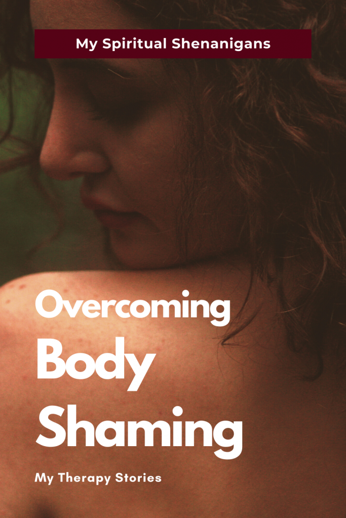 Overcoming Body Shaming & Stepping Into Body Positive With Therapy