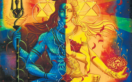 MahaShivratri 2019 : Ardhnarishwar Temples in India - PenPaperHeart, masculine and feminine energy